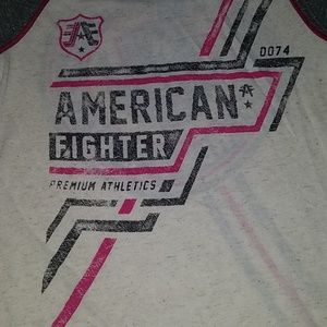 American fighter- Small          never worn